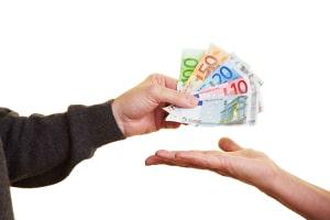 Der Güterstand, wenn Sie verheiratet sind, entscheidet über die Vermögensverhältnisse.