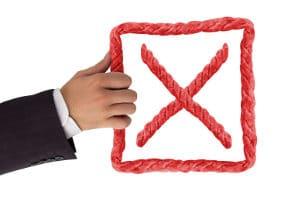 """Sittenwidrigkeit bei einem Ehevertrag bedeutet, dass dieser gegen """"gute Sitten"""" verstößt"""