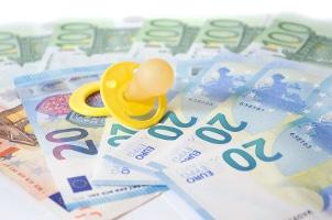 Unterhaltszahlungen an gemeinsame Kinder: Wer muss wie viel zahlen?