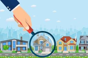 Zugewinngemeinschaft: Per Definition geht auch ein Haus nicht automatisch in das gemeinsame EIgentum über.